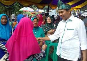 Ingin Disejahterakan, Guru di Kuala Cenaku Taruh Harapan pada Firdaus-Rusli