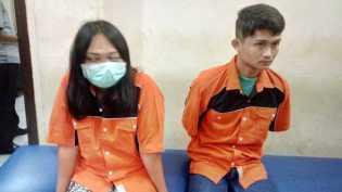 Ini Remaja Pelaku Pembunuh Nenek dan Menguburnya di Dalam Kamar di Rumbai Pekanbaru