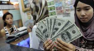 Rupiah melemah Di hari kemerdekaan ke level Rp 13.124 per USD