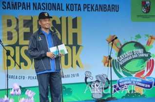 Ayat Ingin Pekanbaru Bersih dan Rakyat tak Mengeluh