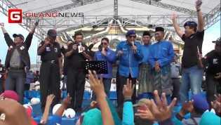 Kejutan! Achmad Ternyata Jago Nyanyi, Tuhan Kirimkan Kami Walikota yang Baik Hati...