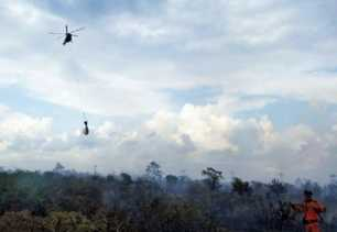 21 Hotspot Terpantau di Sumatera, 14 Titik ada di Riau