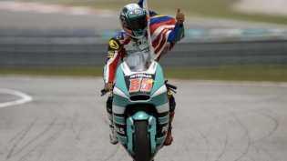 Syahrin Berpeluang ke MotoGP, Indonesia Semakin Tertinggal