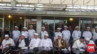 Kronologi Detail Pertemuan Jokowi dan PA 212 di Bogor