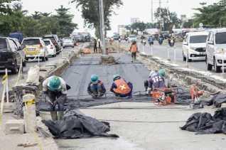 Pembangunan Flyover Terkendala Kabel dan Tiang Listrik