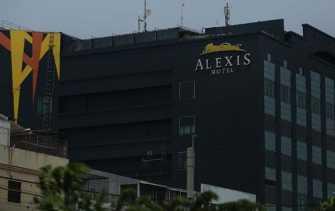 Hotel Alexis Ditutup Paksa Hari Ini