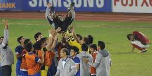 Indonesia Vs Thailand, Reuni 2013 Berbalut Dendam