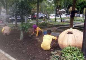 Ganti Rugi Rp2 Juta Taman yang Rusak Gara-gara Acara Alfamart Diperbaiki PUPR
