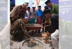 Firdaus: Jadikan Masjid Tempat Menyelesaikan Persoalan Umat