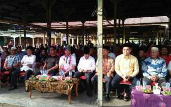 Warga Tanjung Koto Kampar Hulu Siap Menangkan Firdaus di Pilgubri 2018