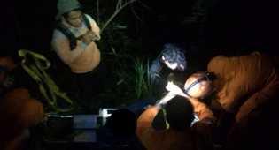 Seorang Pendaki Jatuh ke Jurang 15 Meter di Gunung Karang