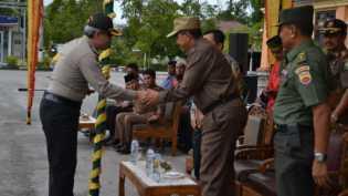 Kapolres Siak Nyatakan Siap untuk Pengamanan Pilgub Riau 2018
