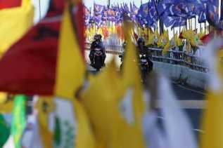 Survei LSI: 5 Partai di DPR Terancam Tak Punya Kursi Lagi