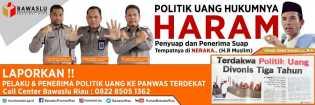 Bawaslu Riau Gandeng Ustad Somad Untuk Lawan Politik Uang