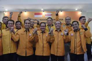 Hanura Kubu Daryatmo Akan Daftar Kepengurusan Baru ke Kemenkumham Mengganti OSO
