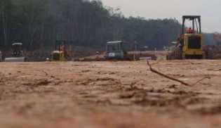 Tol Sumatera Segera Tersambung dengan Jawa