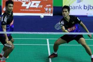 Berry/Hardianto Lolos ke Final Malaysia Masters