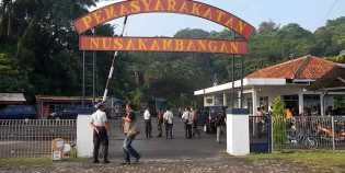 4 Cerita ketatnya Nusakambangan, tempat teroris dari Mako Brimob dipenjara