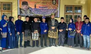 NasDem Parpol Pertama Kunjungi LAM Pekanbaru