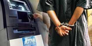 Diduga Bobol Mesin ATM, Guru Honorer Ini Ditangkap Polisi