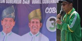 Dibawah Terik Matahari, Azis Zainal: Kemenangan Firdaus-Rusli adalah Kemenangan Masyarakat Kampar