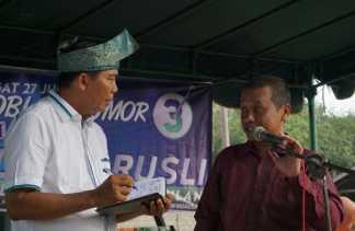 Selalu Terima Curhatan Rakyat, Firdaus Semakin Tertantang untuk Memimpin Riau