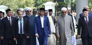 Indonesia ingin 'Islam jalan tengah' diadopsi oleh negara-negara lain