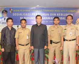 Ratusan Perizinan yang Telah Dilayani di BPTPM Pekanbaru, Ini Daftarnya