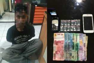 Kampung Dalam Kembali Digrebek, Polisi Amankan 12 Paket Sabu