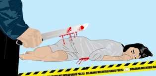 Jaksa Nyatakan Banding, Pembunuhan Pacar Hamil Divonis Hukuman Seumur Hidup