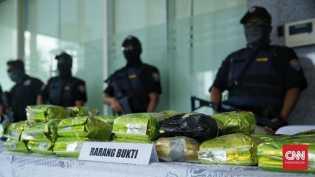 Polisi Tangkap Pengedar 10 Ribu Ekstasi di Jakarta Pusat