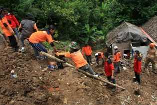 Longsor di Kintamani, Korban Bertambah 12 Orang