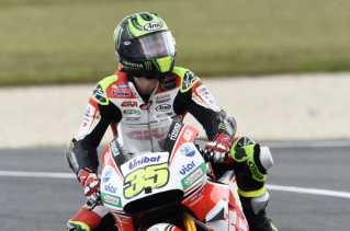 Crutchlow Finis Pertama, Rossi Jadi Bintang
