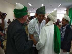 Firdaus Bercita-cita Jadikan Rohul Pusat Pendidikan dan Wisata Religi di Asia