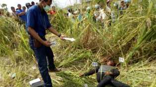 Mayat Tanpa Identitas Ditemukan di Desa Kubang Jaya