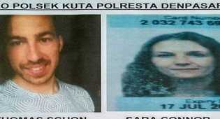 Dua bule Akhirnya Diciduk Kepolisian Dalam Kasus Tewasnya Aipda Sudarsa