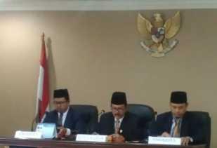 Hari Ini Sidang Perdana KIP Riau, Pengelola Negara Tak Transparan Siap Siap di Penjara