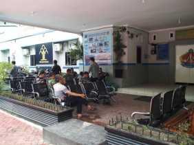 PLH Kalapas Sialang Bungkuk Bungkam Terkait Kericuhan Dilapas
