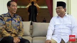 PDIP Gandeng Jokowi, Gerindra Makin Mantap Usung Prabowo