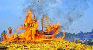 Puluhan warga terluka akibat ledakan Api Bakar Tongkang