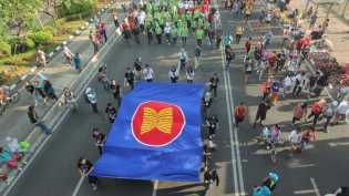 Tangkal Kejahatan, RI Dorong Perjanjian Ekstradisi ASEAN