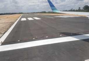 Pemprov Riau dan AP II Bahas Pengembangan Runway Bandara