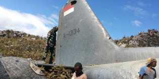 Pesawat Hercules TNI Jatuh, 13 Penumpang Tewas