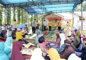 Berita Khusus Pilgubri 2018 Paslon 4 Prioritaskan Pendidikan Sampai ke Pelosok, Tampung Aspirasi War