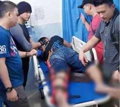 Digerebek Bersama Teman Wanita, Pengedar Narkoba Terjun dari Lantai 3 Kamar Hotel di Pekanbaru, Begi