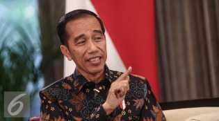 Jokowi: Tolong Dipilahkan, ada yang di Monas, dan di DPR dan ada yang Lainnya
