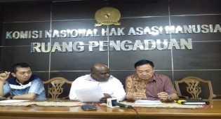 Komnas HAM Duga Ada Pelanggaran di Asrama Mahasiswa Papua