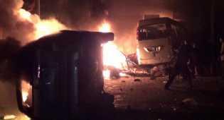 Kerusuhan berbau SARA di Tanjungbalai Sumut