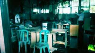 Sekolah Santa Maria Kebakaran, 40 Unit Komputer Hangus