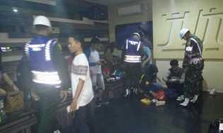 Razia Tempat Hiburan Malam, TNI AD Temukan 5 Pengguna Narkoba di Pekanbaru